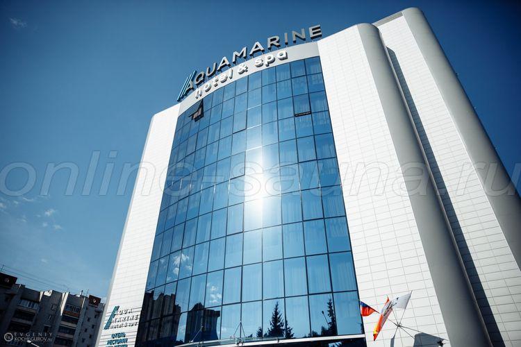 AQUAMARINE Hotel & Spa, гостиничный комплекс